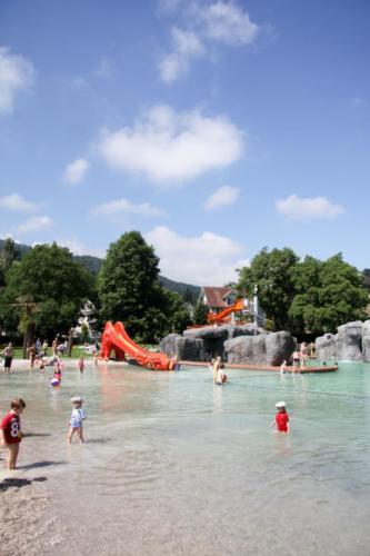 Parkbad Naturbecken
