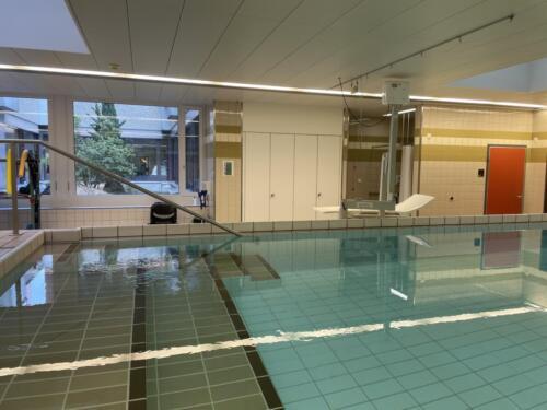LUKS Indoor Pool
